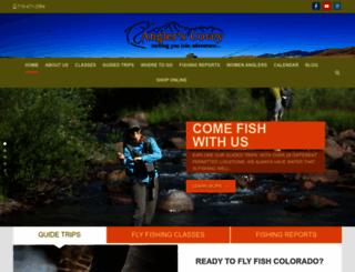 anglerscovey.com screenshot