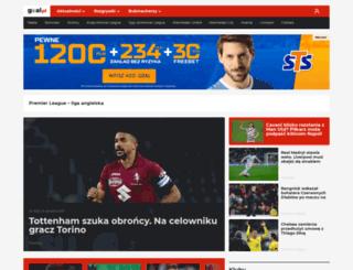 anglia.goal.pl screenshot
