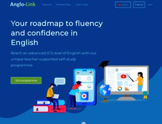anglo-link.com screenshot