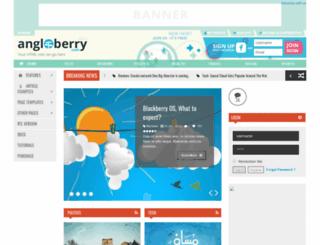 angloberry.barac.rs screenshot
