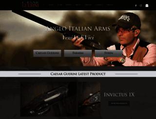 angloitalianarms.co.uk screenshot