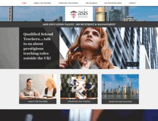 angloschools.co.uk screenshot