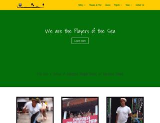 angoleirosdomar.com screenshot