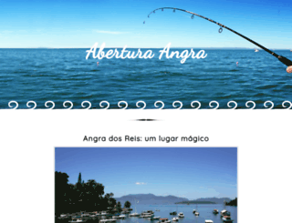 angra-dos-reis.com screenshot