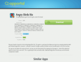 angry-birds-rio.apportal.co screenshot