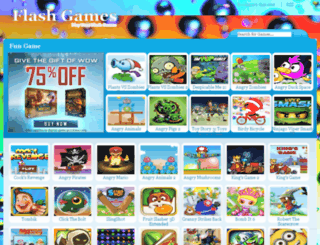 angrybirdgameonline.com screenshot