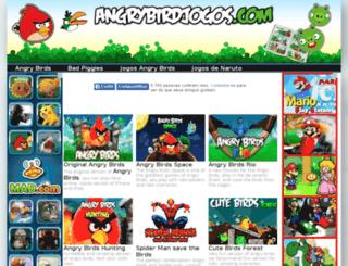 angrybirdjogos.com screenshot