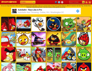 angrybirds.net screenshot