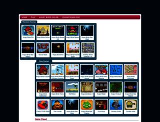 angrybirdsriogame.com screenshot