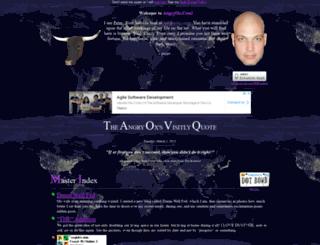 angryox.com screenshot