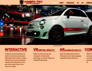 angrytiki.com screenshot