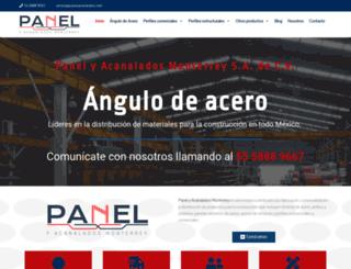 angulo.mx screenshot