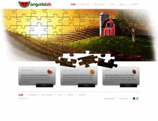 angurialab.com screenshot