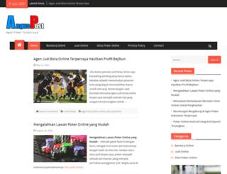 anguspost.com screenshot