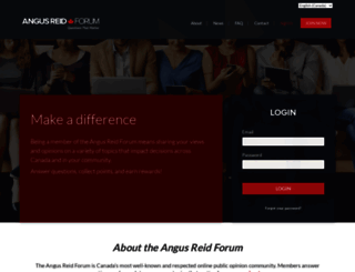 angusreidforum.com screenshot