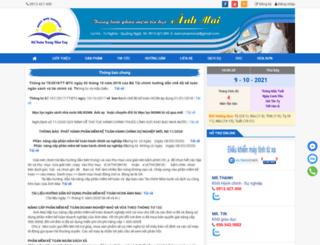 anhmai.org screenshot