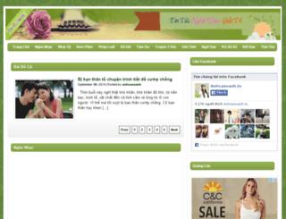 anhsaoxanh.net screenshot