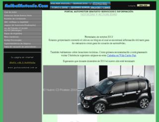 anibalantonio.com screenshot