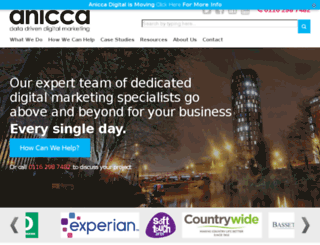 anicca-solutions.com screenshot