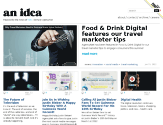 anidea.com screenshot