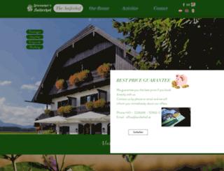 aniferhof.at screenshot