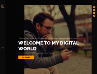 anileweb.com screenshot