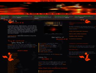 anim-fx.com screenshot