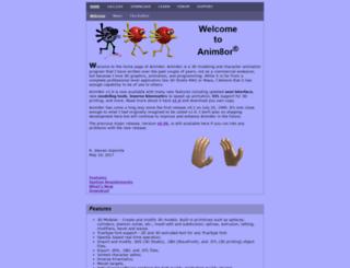 anim8or.com screenshot