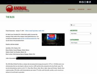 animal.agwired.com screenshot