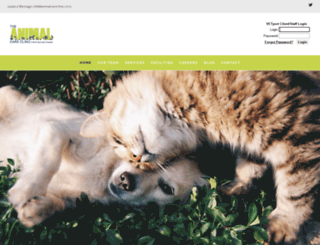animalcareclinic.co.in screenshot
