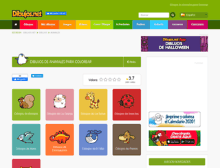 animales.dibujos.net screenshot
