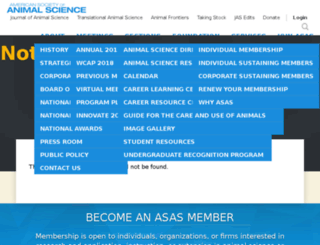 animalfrontiers.org screenshot