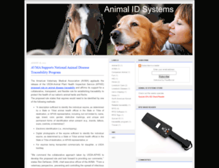 animalidsystems.blogspot.com screenshot