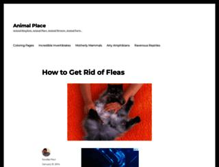 animalplace.net screenshot