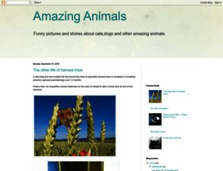 animals-wow.blogspot.com screenshot