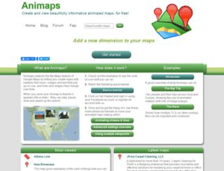 animaps.com screenshot