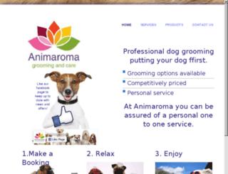 animaroma.com screenshot