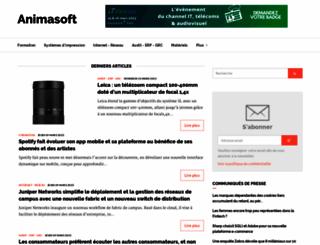 animasoft.com screenshot