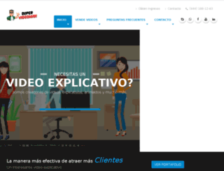 animated-videos.com screenshot
