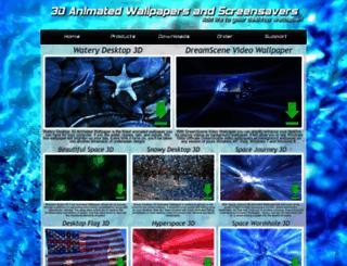 animated-wallpaper.com screenshot