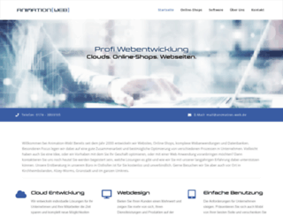 animation-web.de screenshot