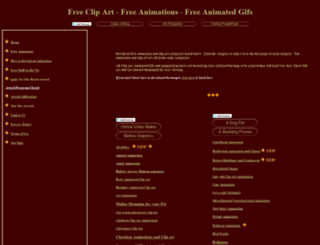 animationgold.com screenshot