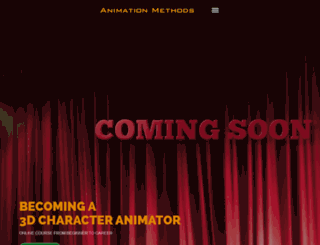 animationmethods.com screenshot