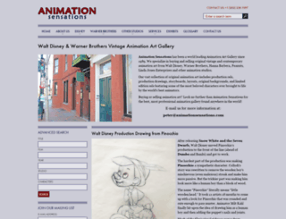 animationsensations.com screenshot