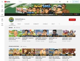 animatunes.com.br screenshot