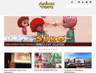 animaturk.com.tr screenshot