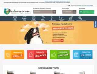 animaux-market.com screenshot