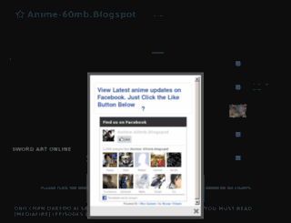 anime-60mb.blogspot.in screenshot