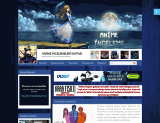 anime-inceleme.blogspot.com.tr screenshot