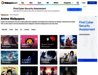 anime-utakoi.jp screenshot